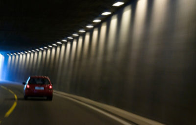 Tunnelites on sageli raadioleviga probleeme. Foto: Inger Marie Grini/Scanpix NTB